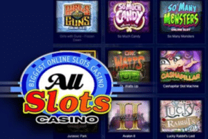 All Slots Casino 1500 Instant Deposit Welcome Bonus