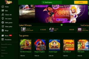 7spins casino free spins welcome bonus