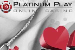 platinum play casino first deposit match bonus
