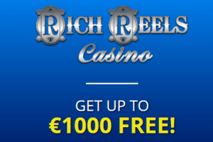 rich reels casino first deposit bonus new players
