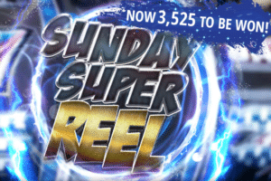 box 24 casino slots tournament Sunday Super Reel