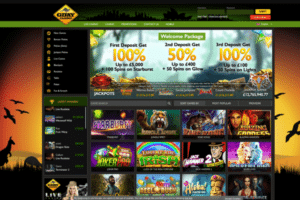 gday casino welcome bonus free spins