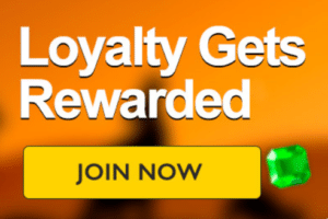 gday casino loyalty point program
