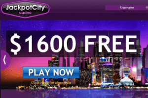 jackpot city casino first deposit welcome bonus