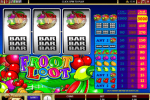 lincoln casino slots tournament fruit loot
