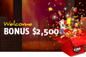 Red stag casino first deposits welcome bonus