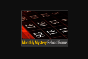 slotland reload bonus every month