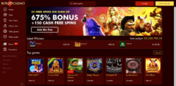 box 24 casino 25 free spins no deposit