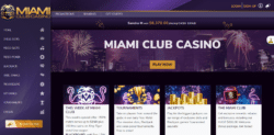 miami club casino free spins no deposit