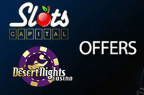 september 2019 bonus slots capital and desert nights casino