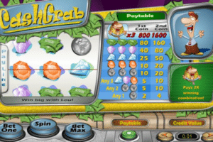 lincoln casino cash grab slot bonus