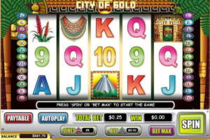 lincoln casino city of gold slots free spins and bonus