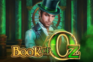 luxury casino book of oz