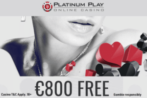 platinum play casino mobile bonus