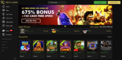 rich casino 25 free spins no deposit