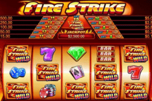 box 24 casino fire strike slot