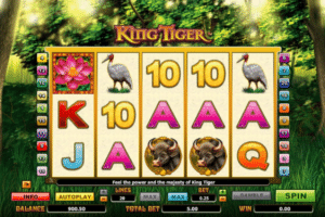 lincoln casino king tiger slots tournament