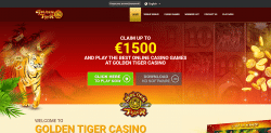 golden tiger casino 1500 bonus