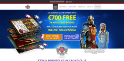 uk casino club 700 bonus